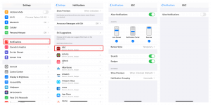 How To Update Notifications